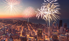 Memorial Day Fireworks Cruise – Saturday, May 25, 2019 / 9:00pm