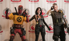 Saturday, Sunday, or Weekend Admission for One to Comic Con Revolution
