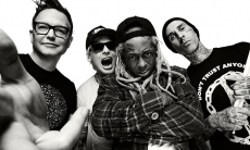 blink-182 and Lil Wayne on Saturday, August 31, at 7:30 p.m.