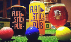 Beer and Mini Golf for Two or Four at Flatstick Pub in Kirkland (Up to 34% Off)