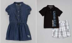 Calvin Klein Jeans Kids Collection up to 55% Off!