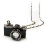 Retro Camera Photographer Necklaces only $0.97 shipped!