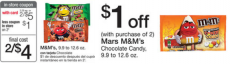 Mars Candy Bags As Low As $1.33 Each at Walgreens!