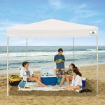 Sportcraft 10'x10′ Straight Leg Instant Canopy Only $59.99 + FREE Store Pick-Up (Reg. $129.99!)