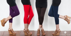 Capri Leggings Just $3.99 Each (reg. $22!)