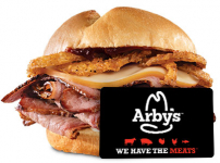 Arby's Signature Sandwich + Drink = $1.59!