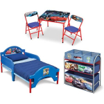 Disney Cars 3-Piece Room-in-a-Box Set Only $99.98 + FREE Shipping! (Reg. $125!)
