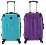 Travelers Club Luggage Carry-On Only $39.99 Shipped!