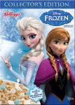 Disney Frozen & Froot Loops Bloopers Cereal only $1.00 at Target!