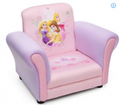GONE Delta Children Disney Princess Upholstered Chair Only $29.98 (reg $70) + FREE Pick Up!