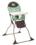 Cosco Simple Fold High Chair, Elephant Squares Only $29 (reg $90) Shipped!