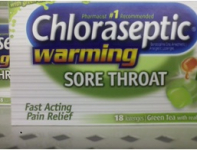 Free Chloraseptic Lozenges at Dollar Tree!