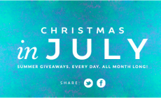 Who What Wear Christmas is July Sweepstakes- $25,000 in Prizes!