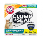 Arm & Hammer Cat litter on sale for just $3.99 (Reg.$10.99)