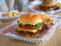 ANY Entree at Smashburger Just $3.00!
