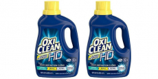 OxiClean HD Laundry Detergent 60 oz Bottle Just $4.63 Shipped!