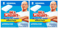 8-Count Box of Mr. Clean Magic Eraser Cleaning Pads Only $5.82 at Amazon!