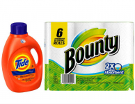 Charmin, Tide & Bounty, as Low as $0.40 at Walgreen's!