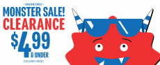 The Children's Place: Save 20% Off Clearance (Prices $4.99 & Under)!
