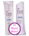 $2 Money Maker on Clear Scalp & Hair Therapy at Rite Aid! LAST DAY