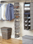 Better Homes and Gardens 20-Pocket Closet Organizer Only $3.99 + FREE Pick Up!