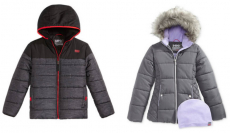 Kids' Puffer Jackets Only $20.99 (reg $85) + FREE Pickup!