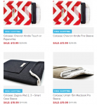 ColcaSac Sleeves & Bags For MacBook, iPad, Kindle & More Starting at $10.99!