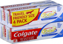 CVS: Colgate 4 pk Travel Friendly Toothpaste Only $0.29 No Coupons Required!