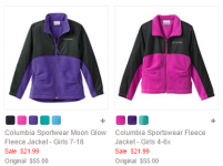 Columbia Jackets For the Whole Family As Low As $18.69 (Reg $55!)