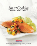 FREE Smart Cooking ebook from Costco!