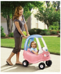 Little Tikes Princess Cozy Coupe – 30th Anniversary Only $49.17 (reg. $61.99) Shipped!