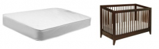 Free Crib Mattress with the Purchase of a Crib ($89 value!)