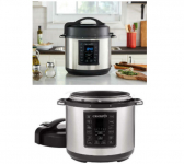 Crock-Pot 6-Quart Pressure Cooker, as Low as $46.00 Shipped!