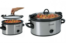 Crock-Pot 6-Quart Cook & Carry Slow Cooker Only $29.50 Shipped!