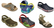 Outfit Your Family With 50% Off Stylish Summer Crocs Now!