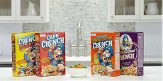 4-Count Variety Pack of Cap'N Crunch Cereal Only $5.62 Shipped!