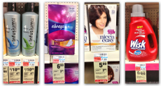 Clairol, Always, Infusium, and Wisk Only $1.16 Each at CVS!