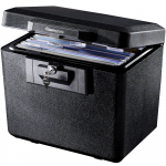 0.61 cu ft Sentry Safe 1170 Fire-Resistant File Safe with Lock $40 + Free Shipping (49% Off)