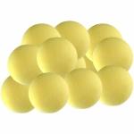 12-Pack, Tourna Green Foam Dot Tennis Balls -$11.34(53% Off)