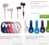 Beats by Dre Studio Deals on Groupon, as Low as $49.99!