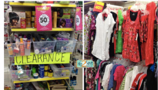 Dollar General: Extra 50% off Clearance!