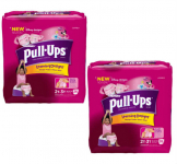 Huggies Pull-Ups Jumbo Pack Only $1.99 at Target!