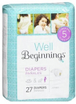 $1.50 off one box of Well Beginnings Diapers Coupon