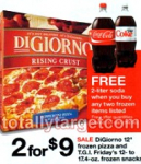 Target: 3 Digiorno Pizzas + a 2-Liter of Soda for Only $6.75!