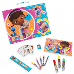 Doc McStuffins Art Set Only $6.99 (Reg. $14.95) + FREE Shipping Today Only!
