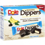 HURRY! FREE Dole Dippers and Dole Smoothie Shakers Product Coupons!