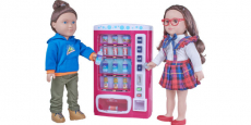 My Life As 29-Piece Doll Vending Machine Set Only $27.94 + FREE Pickup!