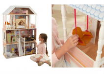 KidKraft Savannah Dollhouse with Furniture Only $92.99 Shipped!