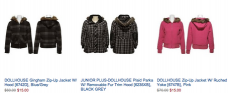 Dollhouse Brand Jackets ONLY $15.00!!