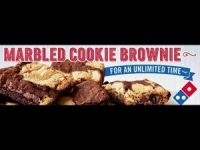 Domino's Pizza: Free Cookie Brownie With Pizza Purchase!